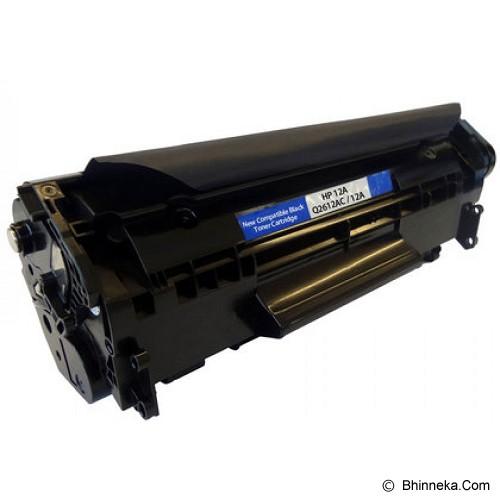 HP Black Toner 12A [Q2612A] - Toner Printer Hp